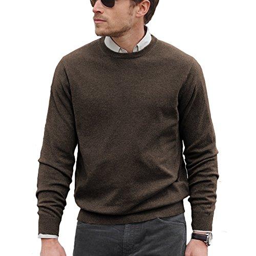 Parisbonbon Mens 100 Cashmere Sweater product image