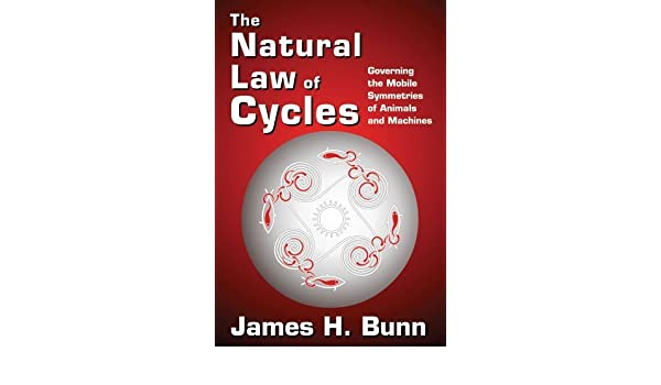 the natural law of cycles governing the mobile symmetries of animals and machines