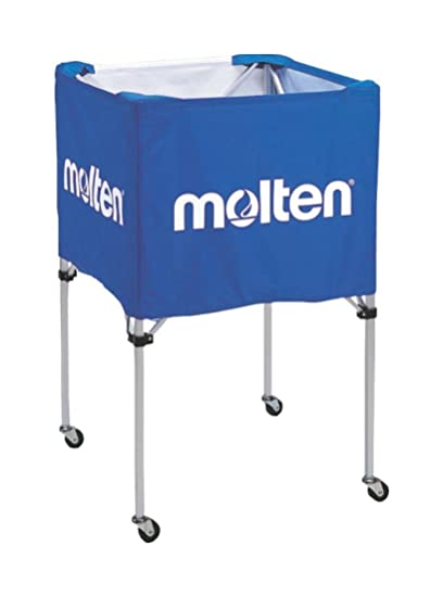MOLTEN Uni bk0012 de B Ball Carro, Azul, 640 x 640 x 500 mm
