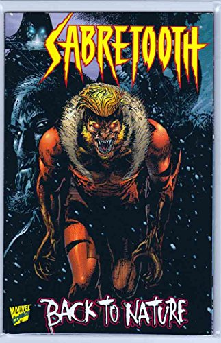 (Sabretooth Back to Nature (1998))