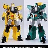 勇者王ガオガイガー スーパーロボット超合金 風龍・雷龍&ビッグオーダールーム&勝利の鍵