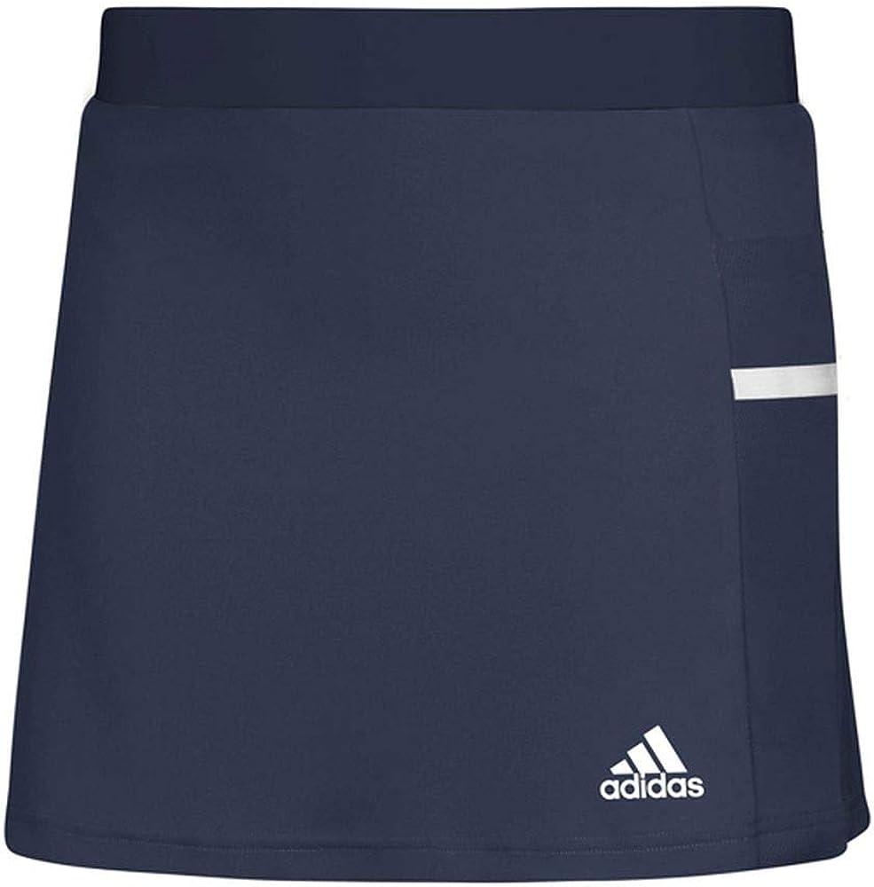 adidas Team 19 - Falda deportiva para mujer - Azul - Large: Amazon ...