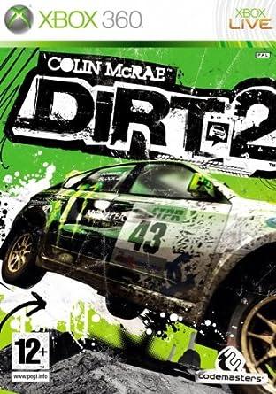 Colin McRae: Dirt 2 (Xbox 360) [Importación inglesa]: Amazon.es: Videojuegos