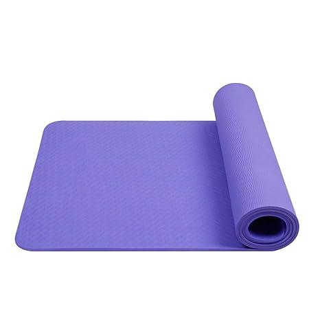 L-HOME Estera de Yoga TPE/Antideslizante / 183 cm * 61 cm ...