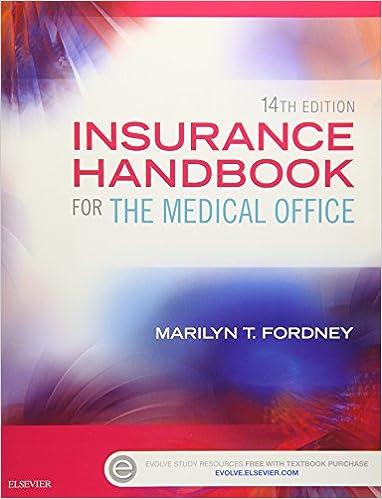 answer key insurance workbook fordney