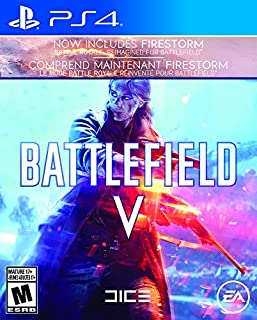 Electronic Arts Battlefield V Playstation 4 - Standard Edition (B07DF3ZRDW) | Amazon price tracker / tracking, Amazon price history charts, Amazon price watches, Amazon price drop alerts