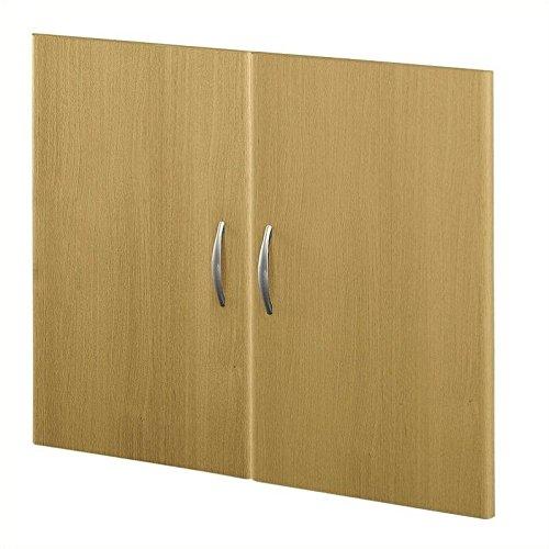 Kit Door Half Height (Half Height Bookcase Door Kit Light Oak)