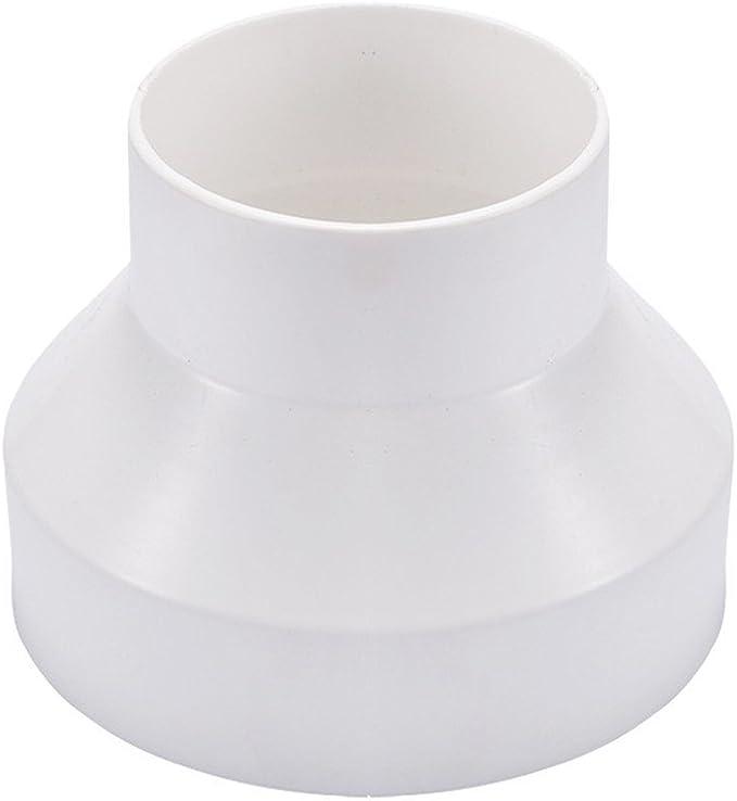 Hon&Guan - Adaptador reductor de conductos rectos para extractor de ventilador (3 tamaños opcionales): Amazon.es: Bricolaje y herramientas
