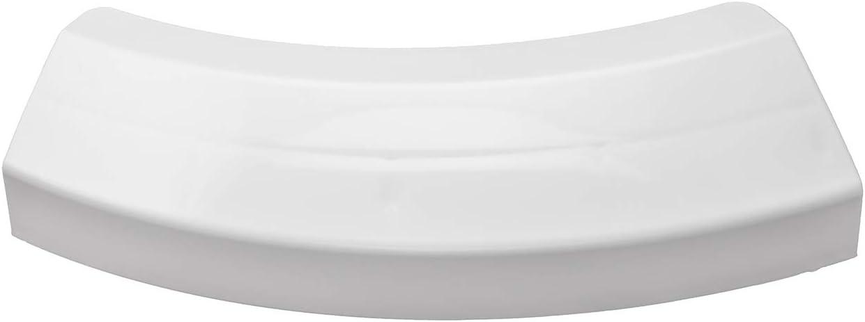 MIRTUX Maneta para Apertura y Cierre de Puerta de Secadora Balay y Bosch Color Blanco. Código del recambio: 644221