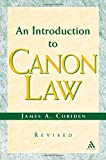An Introduction to Canon Law, James A. Coriden, 086012374X