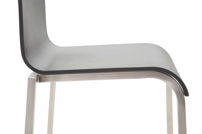 Clp sgabello da bar kado impilabile u2013 sedia cucina in polipropilene
