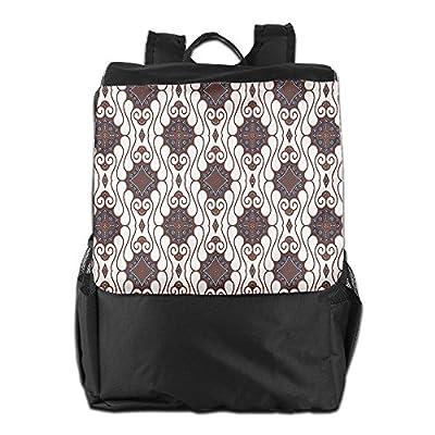 Teemzone Mens Genuine Leather Casual Urban Messenger Shoulder Bag Laptop Bag