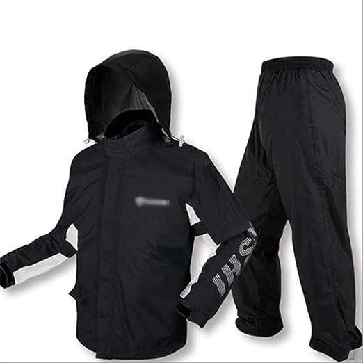 Chubasquero Impermeable Pantalones De Lluvia Traje ...
