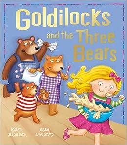 Image result for goldilocks and the three bears by mara alperin