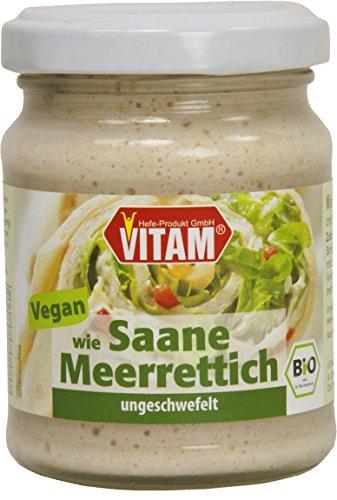 VITAM wie Saane-Meerrettich vegan, 6er Pack (6 x 115 g)