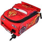 Disney Pixar Cars Lightning McQueen Insulated School Lunch Bag