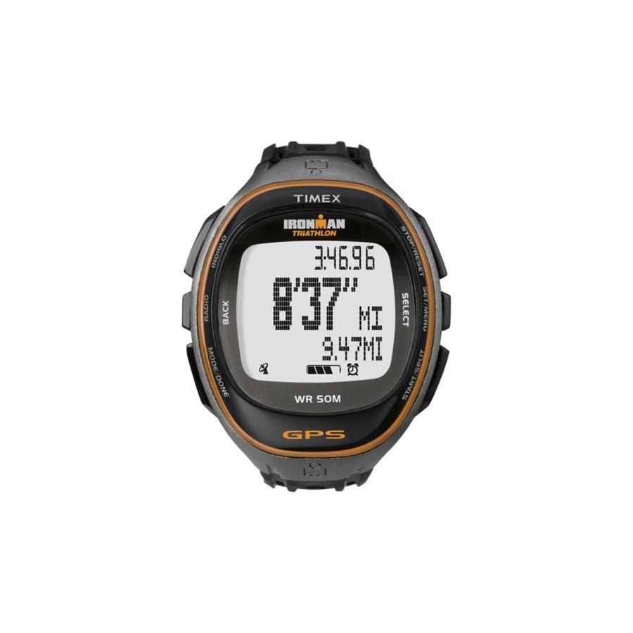 Timex Full Size Ironman Run Trainer GPS Watch