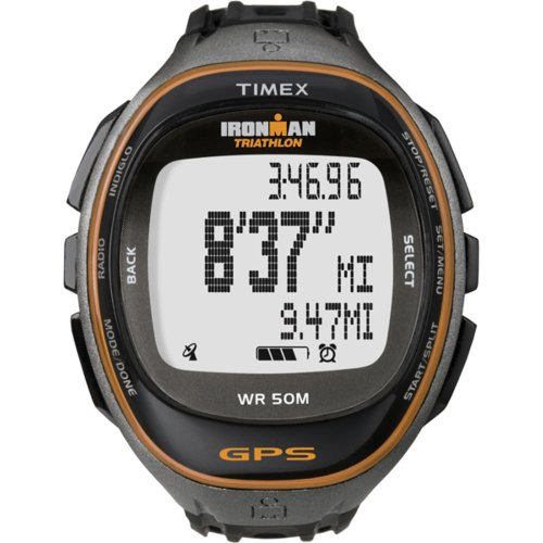 Timex Full Size Ironman Run Trainer GPS Watch