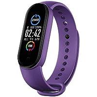 ZSTT Fitness Tracker Hartslagmeter M5 Activity Tracker Stappenteller Horloge Waterdichte Calorieteller 14 Sportmodi Step…