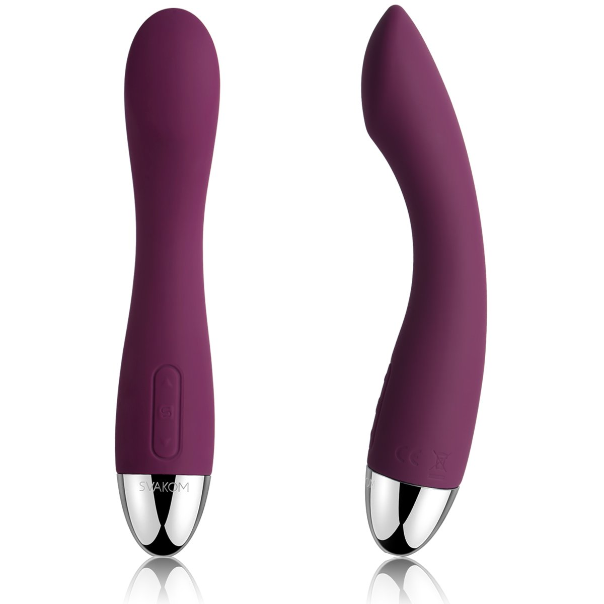 SVAKOM Amy Vibrators Adult Sex Toys For Couple's G-Spot Stimulate Wand Massagers For Female Sex Beginner's Vibe Toy Masturbator Sexual Wellness Discreet Packaging