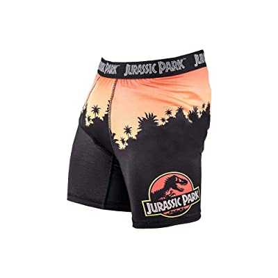 Bioworld Jurassic Park Boxer Briefs at Amazon Men's Clothing store