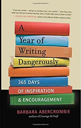 book cover of A Year of Writing Dangerously