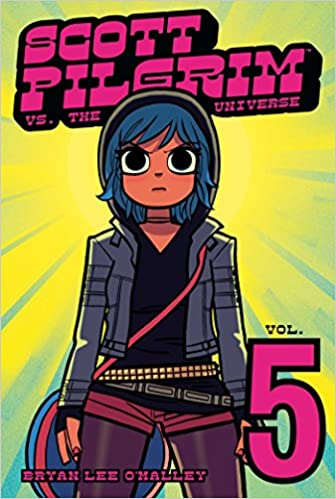 Amazon Com Scott Pilgrim Vol 5 Scott Pilgrim Vs The Universe