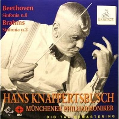 Beethoven:Symphony 8 /Brahms:Symphony 2