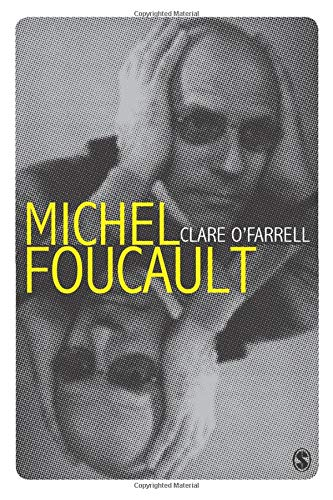 Michel Foucault (Core Cultural Theorists Series)