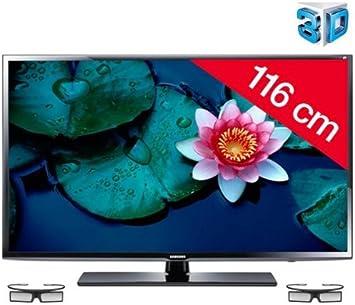 SAMSUNG Televisor LED 3D UE46EH6030: Amazon.es: Electrónica