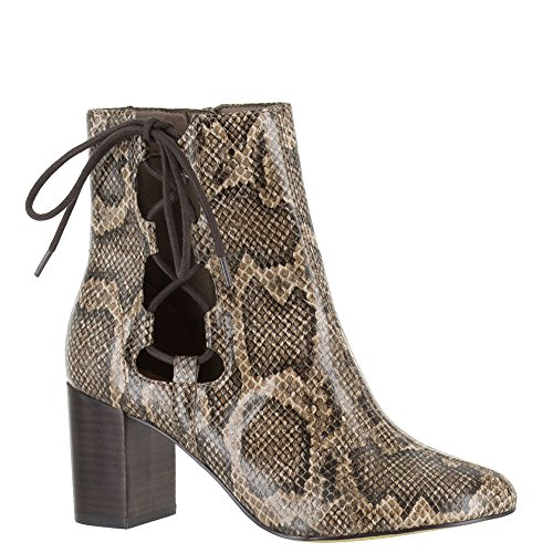 Bella Vita Kirby II Women's Boot 7.5 E US Natural-Snake