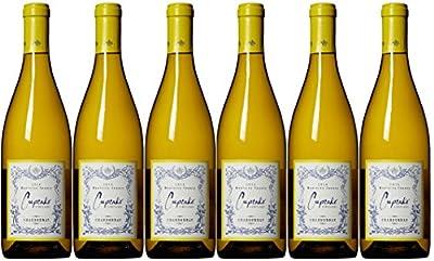 2015 Cupcake Vineyards Chardonnay Pack, 6 x 750 mL White Blend Wine from Cupcake Vineyards