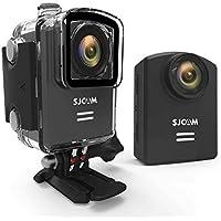 SJCAM M20 Original 2.5K Photo Gyro Video Camcorder Resolution Mini Action Helmet Wifi Camera Waterproof 2160HD Sport DV Riding Recorder BLACK + 1 EXTRA BATTERY