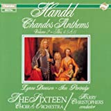 Handel: Chandos Anthems No. 4, 5, and 6 (Chandos Anthems, Vol. 2)