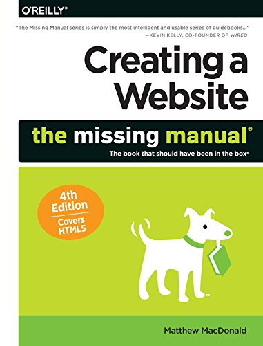 Creating a Website: The Missing Manual by O'Reilly Media