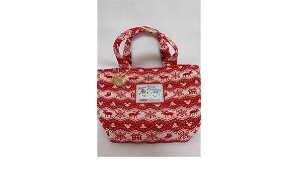 b352df4172ba Amazon.com: [Tokyo DisneySea 2011 Christmas Duffy sherry May Tote ...