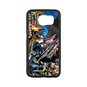 Samsung Galaxy S6 Cell Phone Case Black_Monster Hunter 4 Ultimate_015 Lyrqa