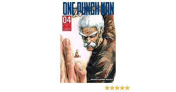 One-Punch Man, Vol. 4 (English Edition)