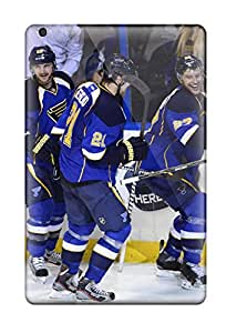 2015 st/louis/blues hockey nhl louis blues (67) NHL Sports & Colleges fashionable iPad Mini 3 cases