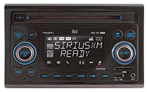 Dual X2DMA400 240-Watt AM/FM CD Player with MP3/Full iPod/iPhone Control