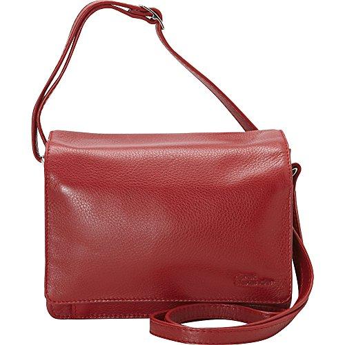derek-alexander-full-flap-multi-compartment-organizer-shoulder-bag-red