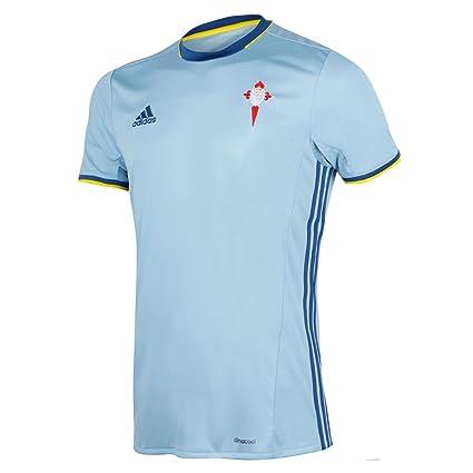 Adidas 1ª Equipación Celta de Vigo Camiseta, Hombre, Azul (Azucla), 13