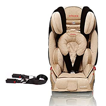 Diono RadianRXT Rugby Convertible Car Seat