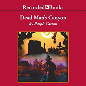 Dead Man's Canyon Audiobook