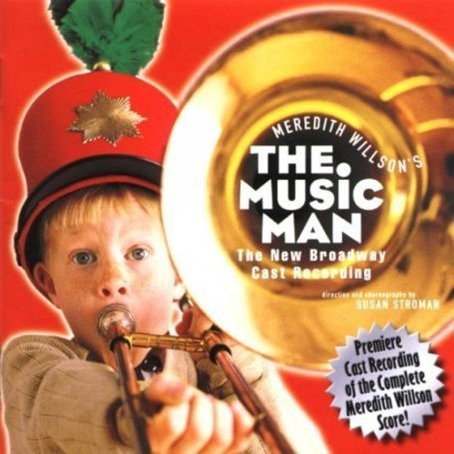 Price comparison product image Music Man - Original Cast Recordings