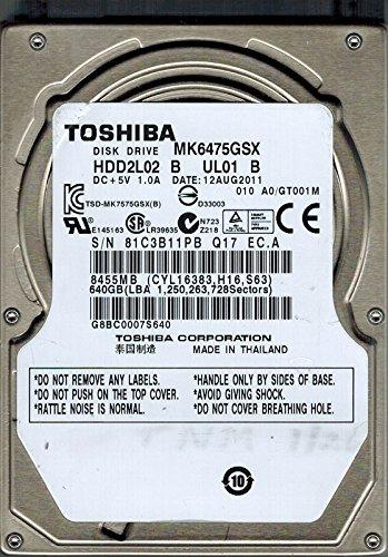 TOSHIBA MK6475GSX DESCARGAR DRIVER