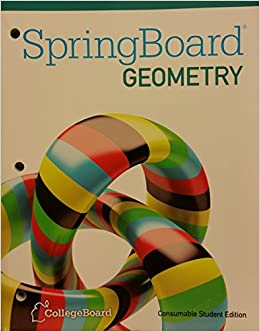Springboard geometry 2015 consumable student edition english springboard geometry 2015 consumable student edition english 9781457301520 amazon books fandeluxe Image collections