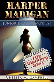 Harper Madigan: Junior High Private Eye by [Campbell, Chelsea M.]