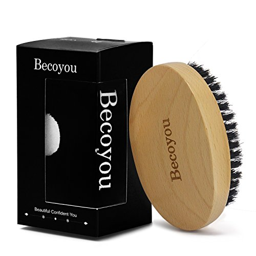 Becoyou Bristles Mustache Cleaning Maintenance