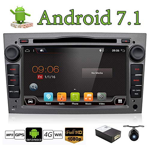 """Android 6.0 Quad Core 7"""" GPS Car DVD Player For Opel, used for sale  Delivered anywhere in USA"""